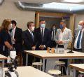 Inauguración de la remodelación integral del IES ´Alfonso VIII´
