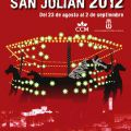 Feria y Fiestas San Julián 2012