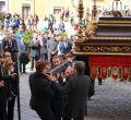 Procesión del 75º Aniversario de la llegada de Cristo Yacente