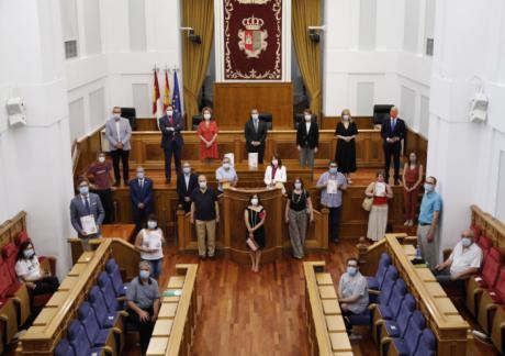 Las Cortes de Castilla-La Mancha avanzan en adaptación a 'lectura fácil' para personas con discapacidad de la normativa autonómica