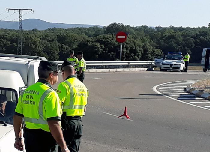 La campaña sobre el uso del cinturón de seguridad y sistemas de retención infantil se salda con 25 denuncias en las carreteras conquenses