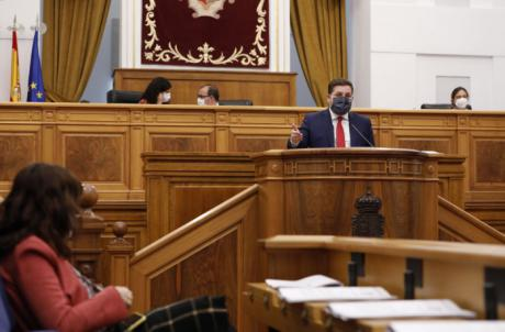 Las Cortes de Castilla-La Mancha proponen al Gobierno central una ley contra la ocupación ilegal de viviendas
