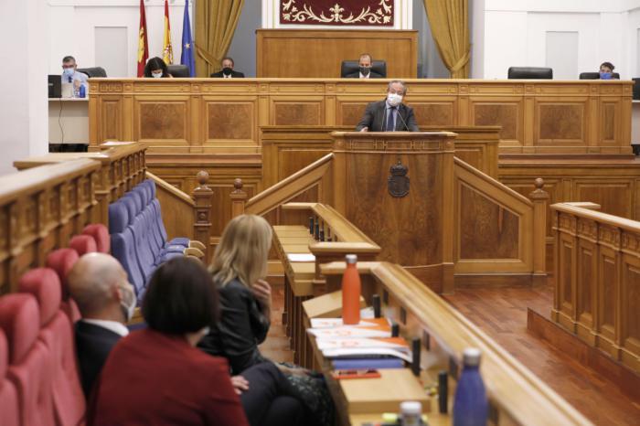 Aprobada en Pleno la 'Ley de medidas para la gestión de los fondos europeos de recuperación'