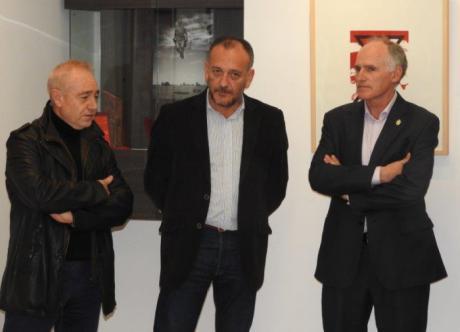 El Colegio de Médicos de Cuenca alberga parte de la obra del de Luis Feito