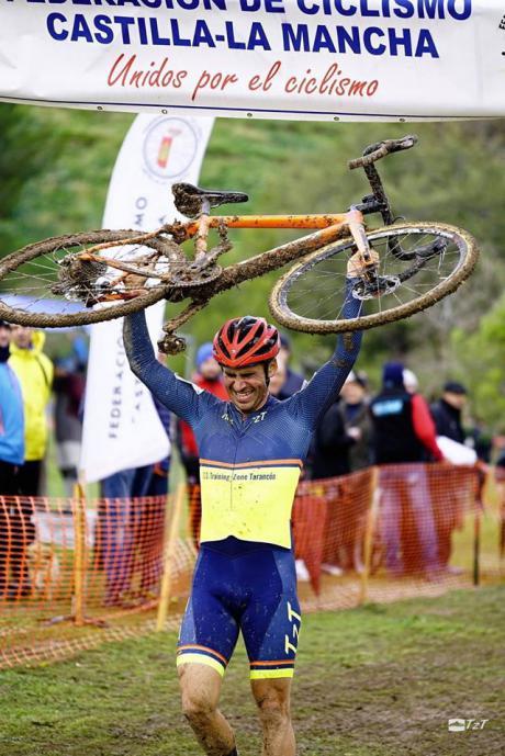 Tarancón acoge la primera jornada de tecnificación de ciclocross preparatoria para el Campeonato de España