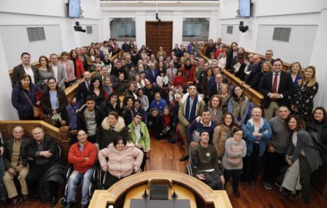 Las Cortes de Castilla-La Mancha celebran dos décadas de colaboración con Marsodeto