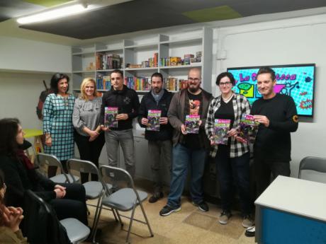 La Comicteca celebra su decimo aniversario