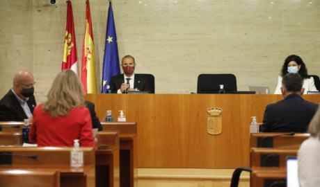 El Pleno del jueves nombrará a Sánchez Navarro senadora por designación autonómica