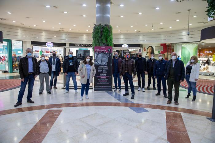 Cáritas Cuenca destina a su Economato los 560 euros recaudados en la exposición solidaria del C. C. Mirador
