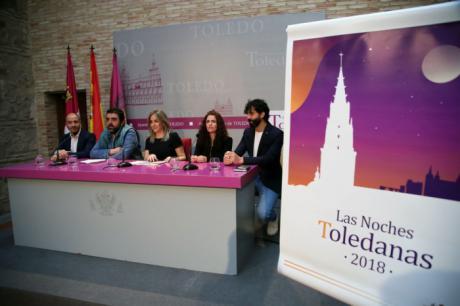 70 actividades culturales durante dos días en 'Las Noches Toledanas'