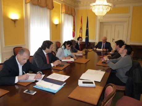 El Ministerio de Trabajo y los agentes sociales avanzan en el acuerdo para sus nuevas sedes en la capital