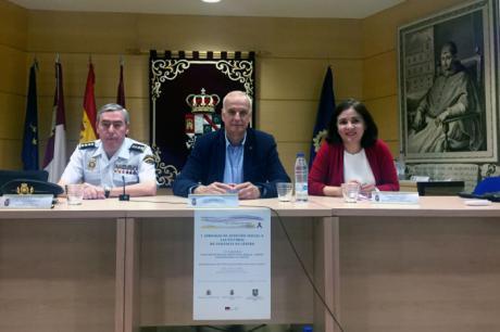 Clausura de las Jornadas de Atención Inicial a la Víctima de Violencia de Género celebradas en Cuenca