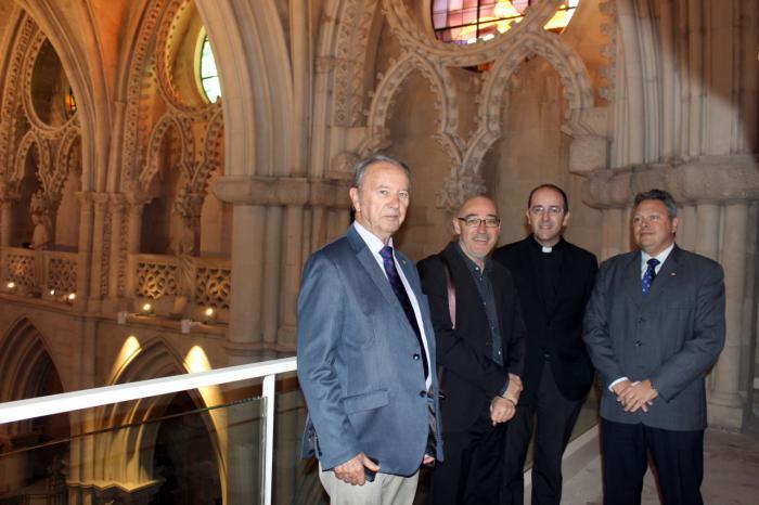Convenio de colaboración entre Cabildo de la Catedral y Globalcaja