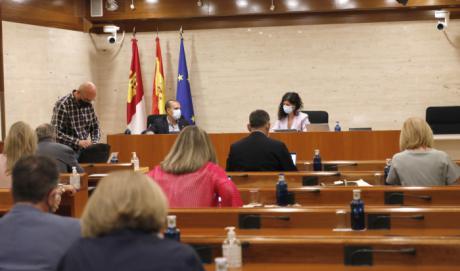 La enmienda a la totalidad de Cs al Proyecto de Ley de medidas para la gestión de fondos europeos, a Pleno el jueves