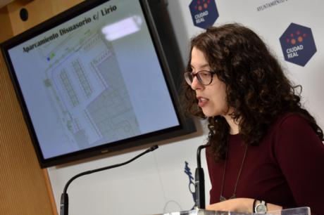 La Junta de Gobierno de Ciudad Real adjudica las obras del aparcamiento disuasorio de la calle Lirio