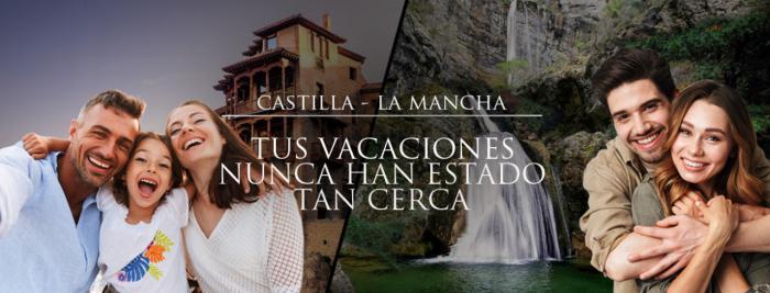 Se lanza una campaña online para la promoción de Castilla-La Mancha como destino turístico seguro, cercano y sostenible