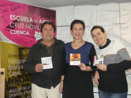"Cruz Roja plantea el reto #MiOtroSelfie a la Escuela ""Cruz Novillo"""