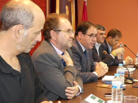 Prieto asegura que la Diputación seguirá invirtiendo en los recursos Paleontológicos de la provincia