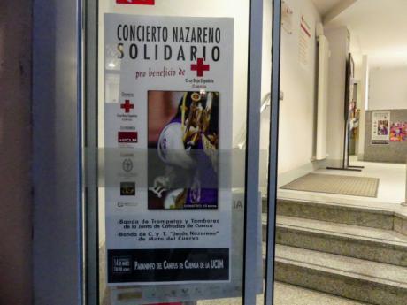 Se aplaza el Concierto Nazareno Solidario