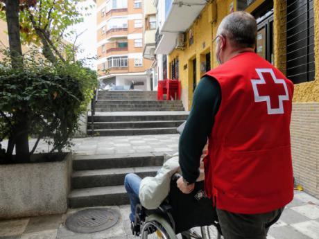 Cruz Roja multiplica por cinco la actividad durante este año