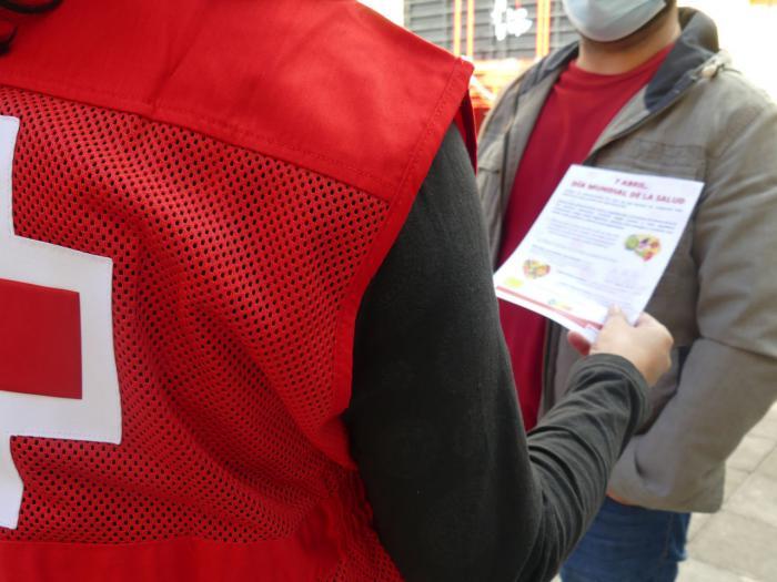 Fundación Alcampo y Cruz Roja celebran el Día Mundial de la Salud recordando la importancia de alimentarse de forma saludable