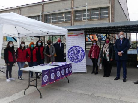 Los jóvenes del IES Hervás y Panduro contarán con un Espacio Propio libre de violencia de género