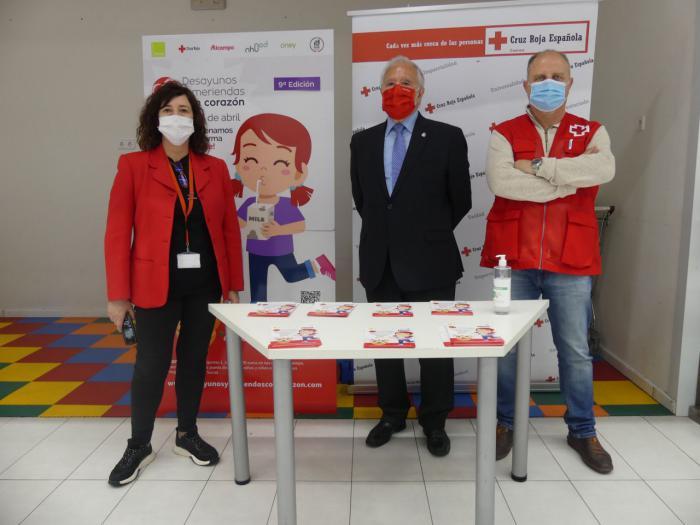 La campaña Desayunos y Meriendas #ConCorazón logra recaudar cerca de 1.900 euros para familias en situación de vulnerabilidad