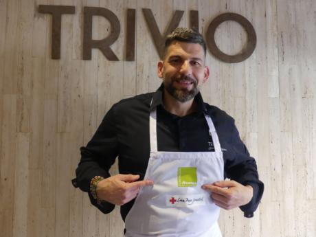"""Segura protagoniza """"Super Chef"""", una iniciativa de Alcampo y Cruz Roja para sensibilizar a los más jóvenes sobre cocina rica y saludable"""