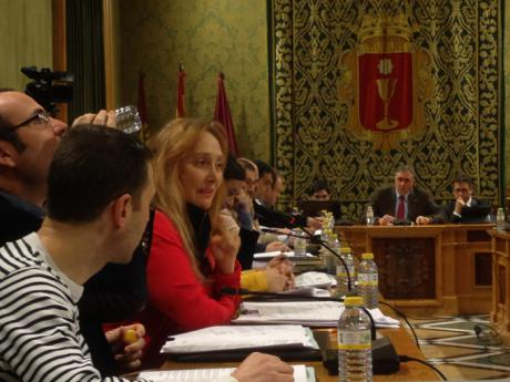 Ciudadanos insiste en el Pleno en bajar los impuestos a las pedanías para compensar a sus habitantes por una peor calidad en los servicios municipales