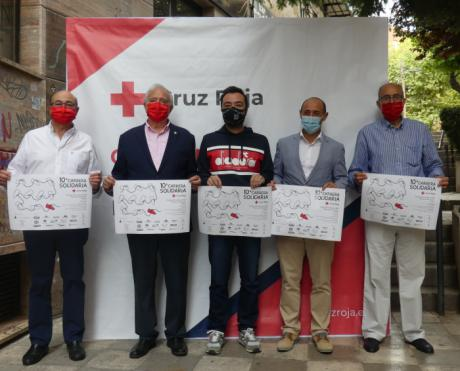 Marquina, broce en los Juegos Paralímpicos de Tokio, encabezará la decima Carrera Solidaria de Cruz Roja