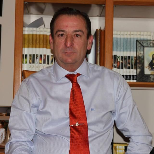 En imagen José Luis Valladolid