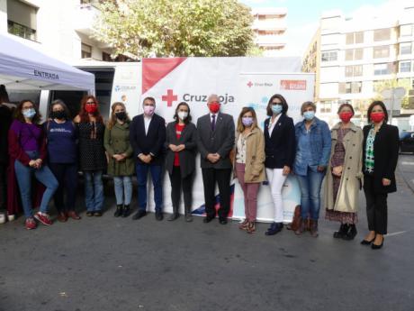 Cruz Roja apuesta por empleos digitales en la España Despoblada