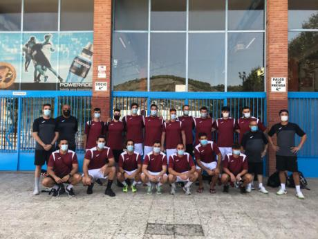 El BM Incarlopsa Cuenca recibe al Quabit Guadalajara en su tercer encuentro de pretemporada
