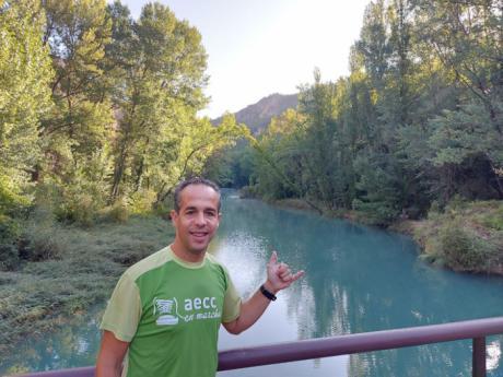 Reto contra el cáncer en Cuenca por el río Júcar