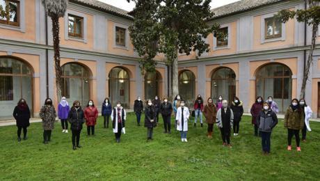 Investigadoras del Campus de Toledo promueven los referentes científicos en colegios rurales de la provincia