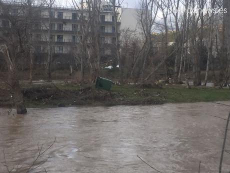 La Confederación Hidrográfica del Júcar ejecutará un proyecto para disminuir riesgo de inundaciones en Cuenca
