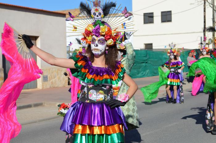 Mota del Cuervo cierra su programación carnavalera con el tradicional desfile comarcal