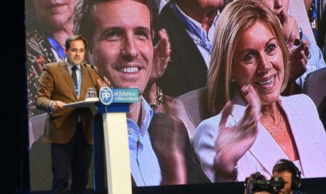 Paco Núñez sucede a Cospedal al frente del PP de Castilla-La Mancha con el 92,98% de votos
