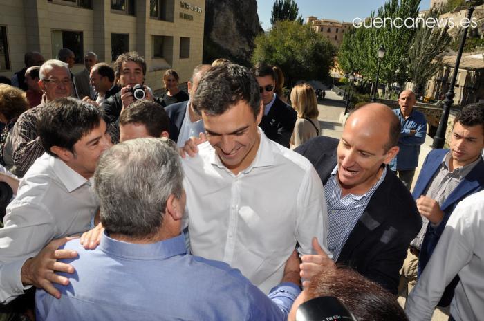 Pedro Sánchez visitará Cuenca este sábado por la mañana