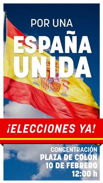 El PP de Cuenca fletará autobuses para asistir a la concentración convocada el domingo en Madrid en defensa de la unidad de España