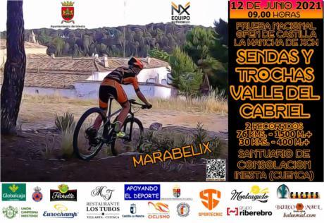 Miles de sendas esperan a los riders en la Sexdax y Trochax Valle del Cabriel, segunda cita del Open XCM regional