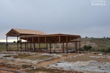 El yacimiento de Noheda potencia Ercávica como destino arqueológico en la provincia