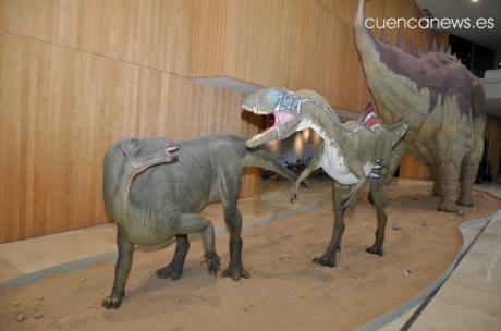 Mariscal lamenta un nuevo desprecio de Page a la ciudad inaugurando una fase del Museo Paleontológico sin contar con el Ayuntamiento