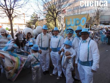 El plazo para inscribirse en el XXVII Concurso de Máscaras Espontáneas del Carnaval finaliza el día 2 de febrero