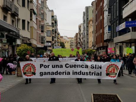 """Pueblos Vivos vuelve a decir """"no"""" a las macrogranjas"""