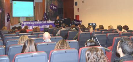 CCOO Cuenca alerta del aumento de la violencia de género entre las personas jóvenes