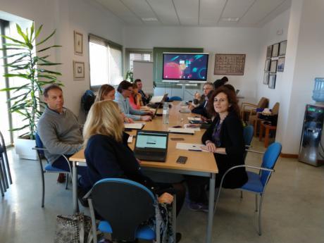 La Facultad de Educación acoge la reunión de trabajo del Proyecto europeo DELCYME