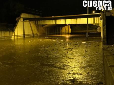 La Junta de Gobierno Local aprueba solicitar al Estado ayudas para paliar los daños de la tormenta del 7 de julio