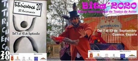 Suspendido el Festival BITA-TITIRICUENCA 2020
