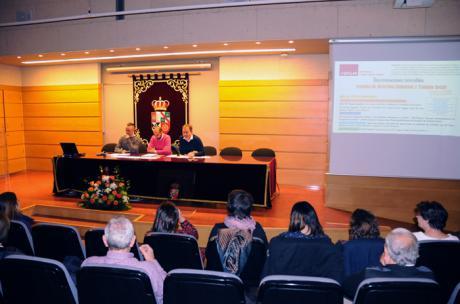 La Facultad de Trabajo Social celebra la Semana de Derechos Humanos